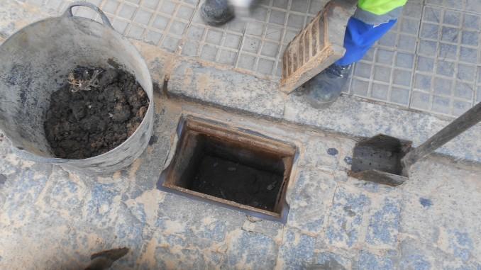 Limpieza red saneamiento polígonos Valencia