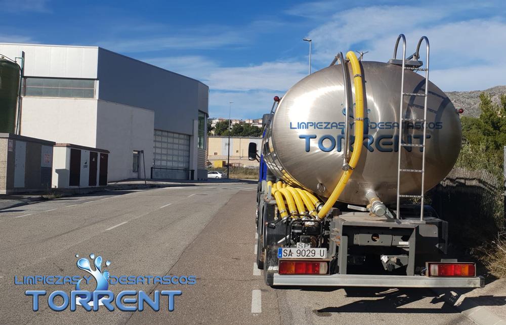 camiones cuba desatascos valencia